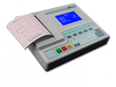 Aparat EKG ASPEL Topaz ECG...