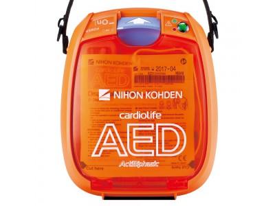Defibrylator AED Nihon...