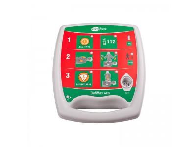 Defibrylator AED Emtel...