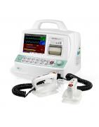 Defibrylatory kliniczne, ratunkowe, manualne defibrylatory z kardiowersją